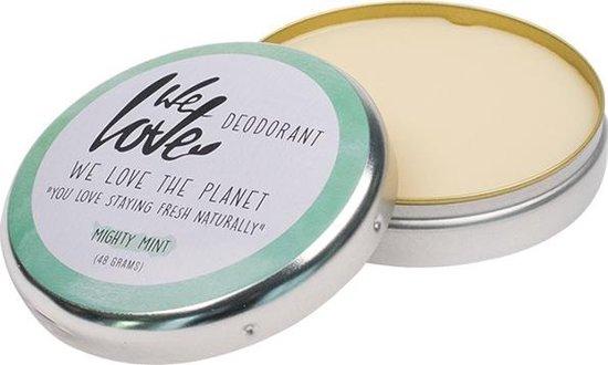 we love the planet deodorant creme