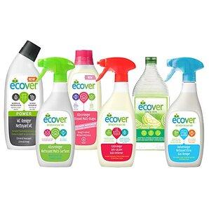 Ecover schoonmaakmiddelen