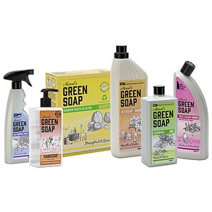 Marcel's Green Soap schoonmaakmiddelen