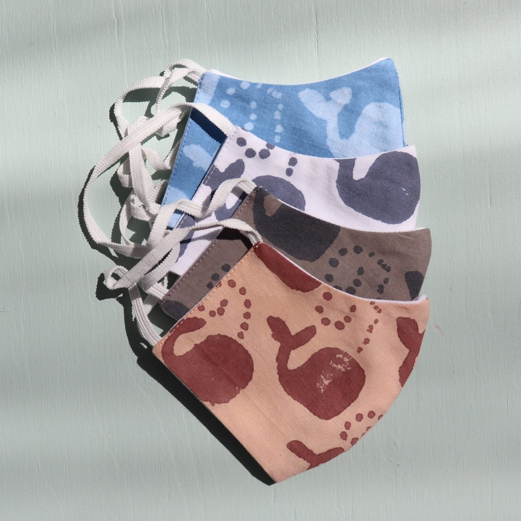 Boro Mini Mondkapjes