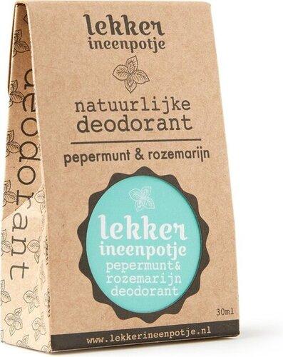 The lekker company deodorant
