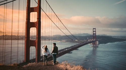 romantische trip