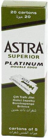 Astra Safety Blades